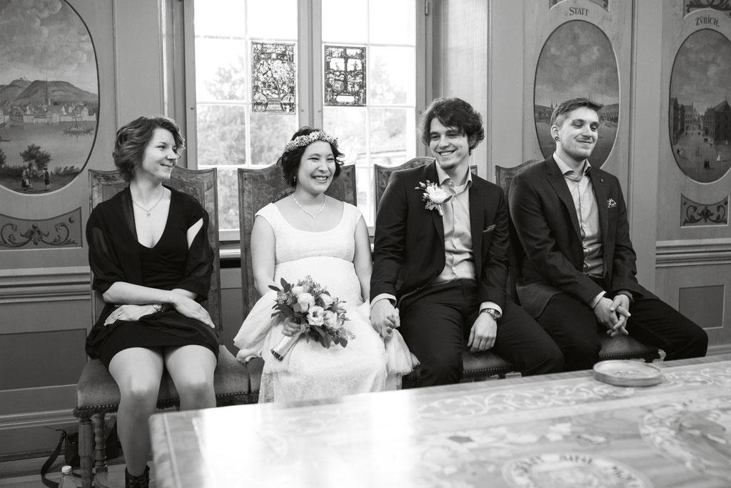 Hochzeitsfotografie Winterthur