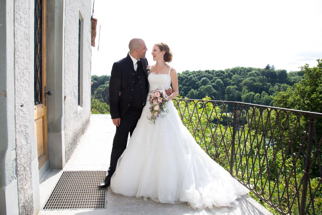Wedding Photography Schaffhausen rheinfall