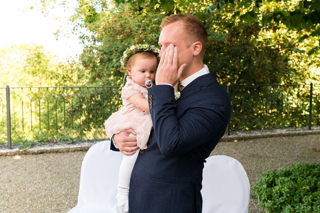 Emotionale Hochzeitsfotografie Schaffhausen