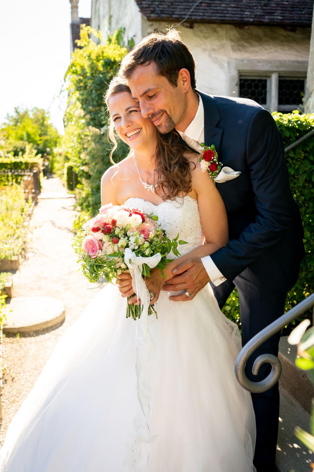 Kartause Ittigen Hochzeit Fotograf