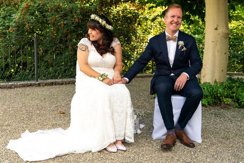 Schloss Freudenfels Hochzeitsfotografie