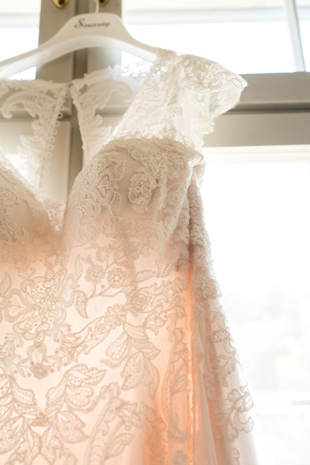 Getting Ready Braut Fotoshooting