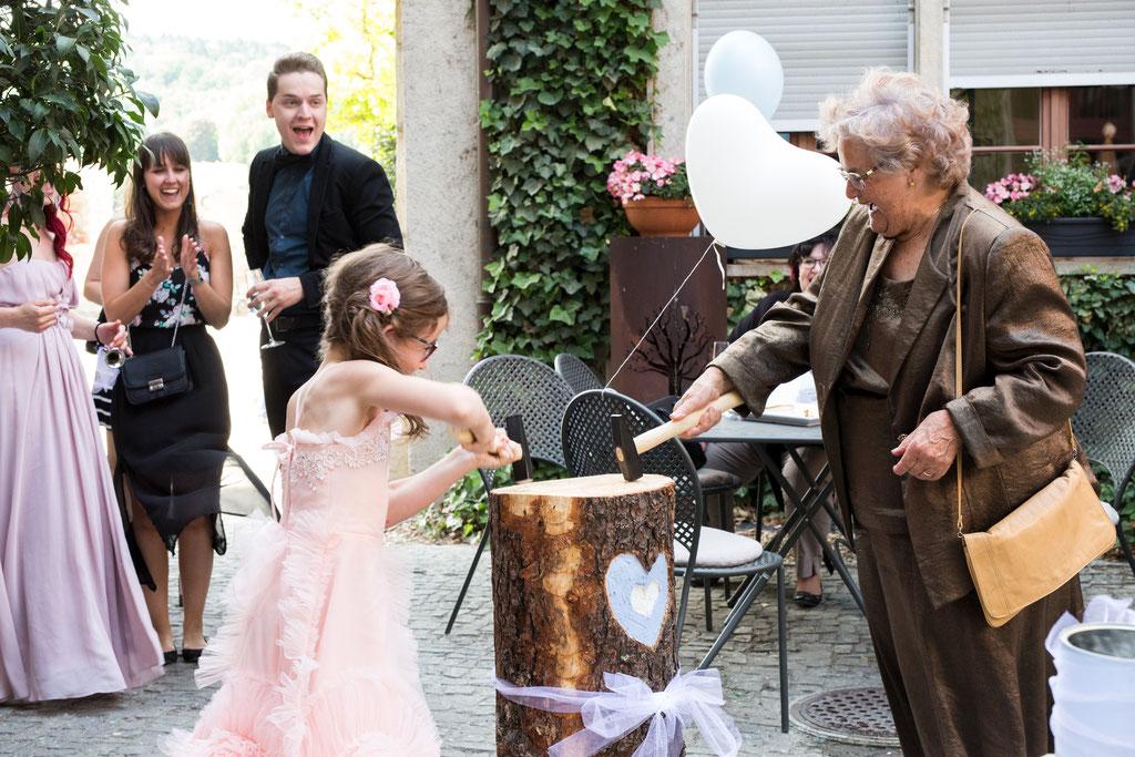 Hochzeit Apero Fotografin Schaffhausen
