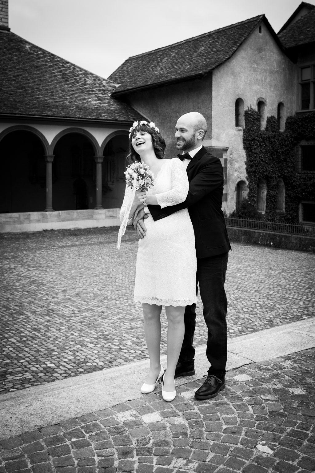 Fotograf Schaffhausen Winterthur Zürich Thurgau Hochzeit