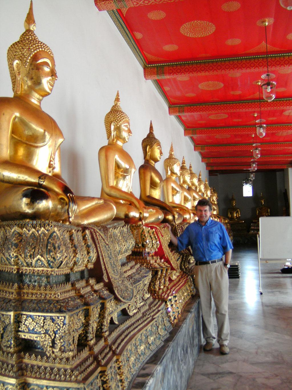 Bangkok, Wat Po