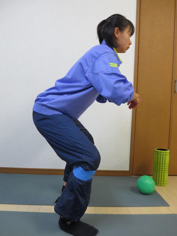 学生は競技力アップ・怪我の予防
