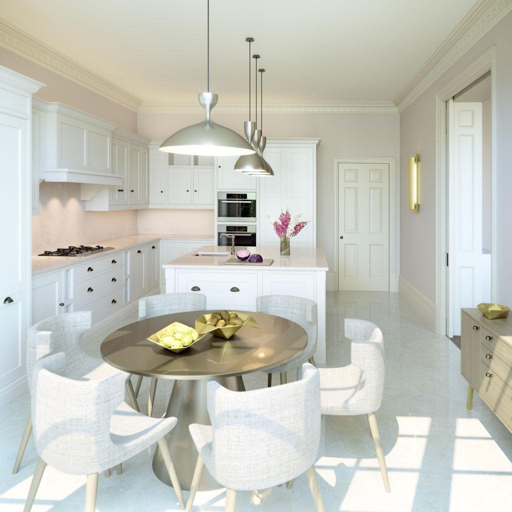 Rendering Küche 2