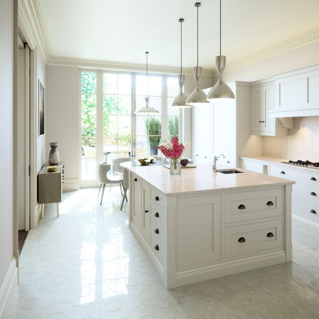 Rendering Küche 1