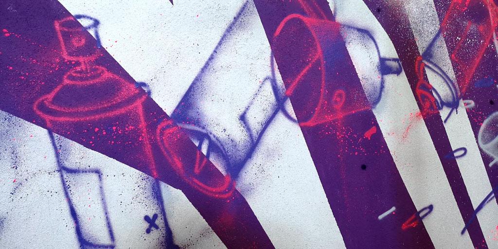 """<alt=""""collectif birdy kids offside gallery graffmatt groupama stadium stade des lumières lyon graffiti art streetart art urbain contemporain"""">"""