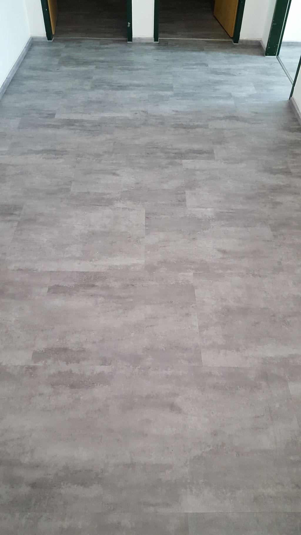 Vinlyan Objekt cement grey