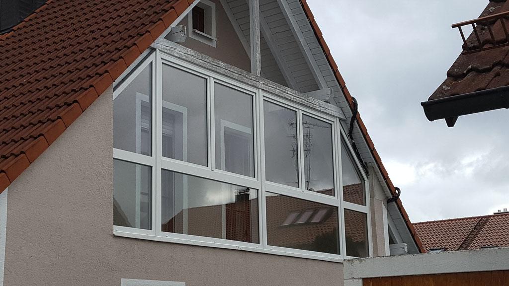 Fenster-Kunststoff Balkonverglasung