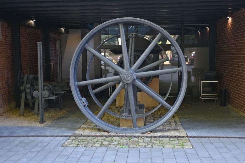 Hochzeit im Mühlenwerk 1857 in Löhne