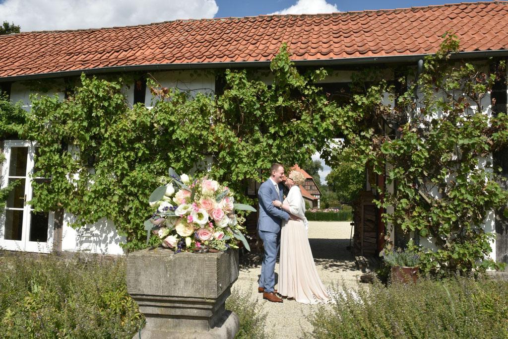 exklusive Hochzeits Fotolocation in OWL
