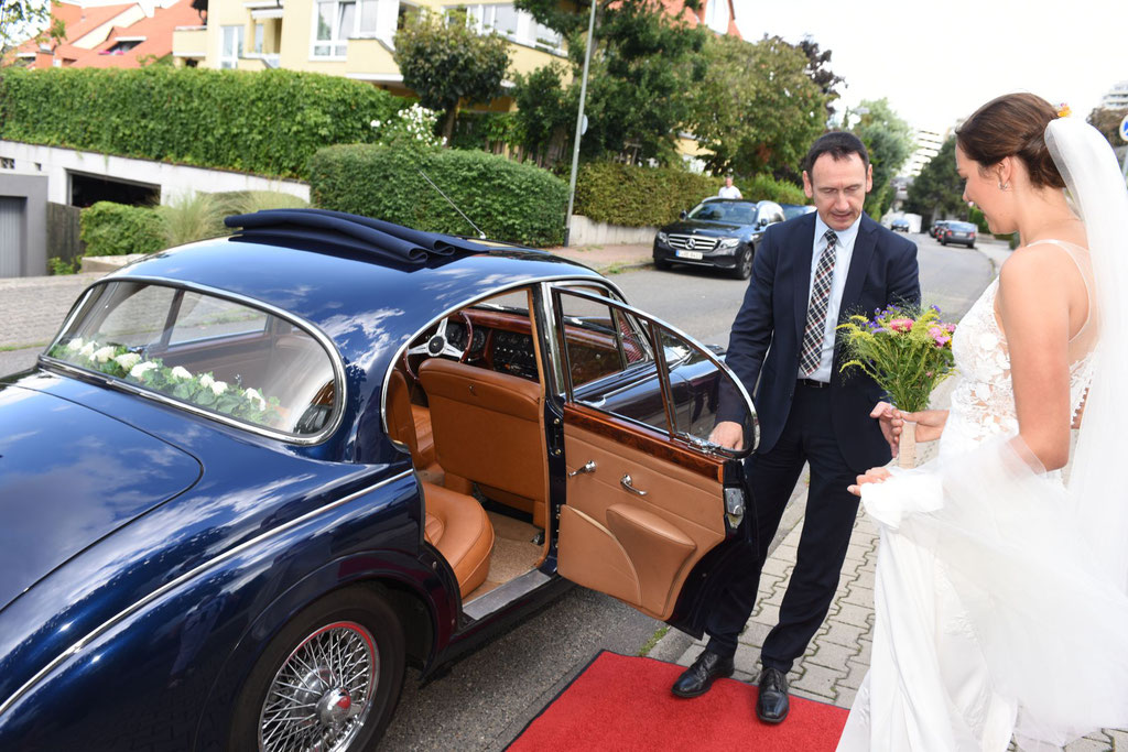 Hochzeit in Frankfurt
