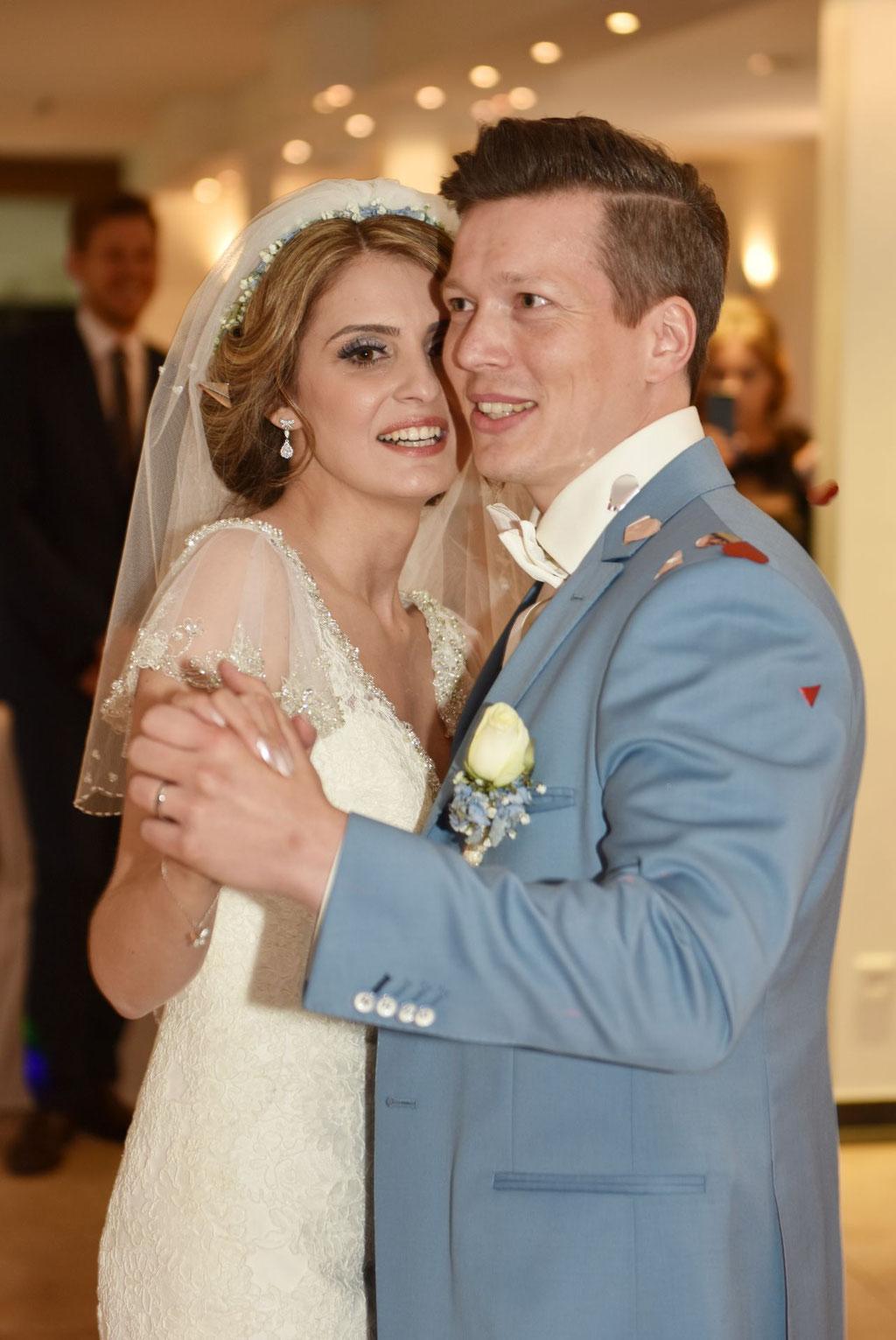 Hochzeit feiern auf Bombecks Hof