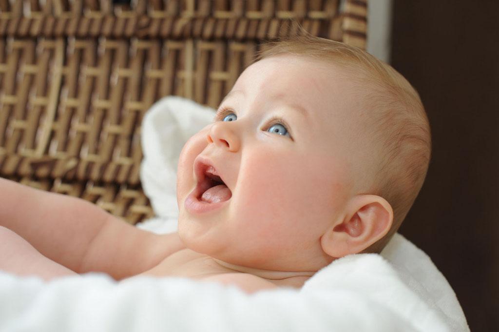 Babyaufnahmen zuhause