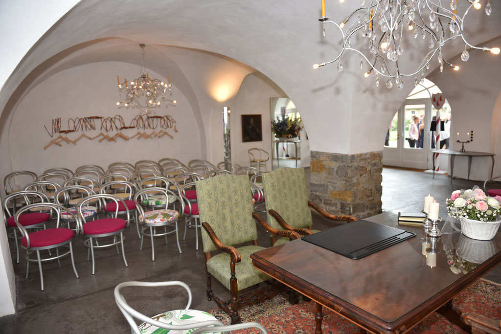 Hochzeit auf Schloss Hünefeld