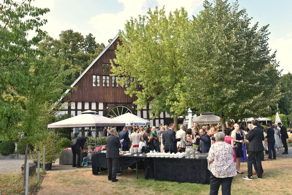 Hochzeit auf dem Hülshoff in Lippstadt