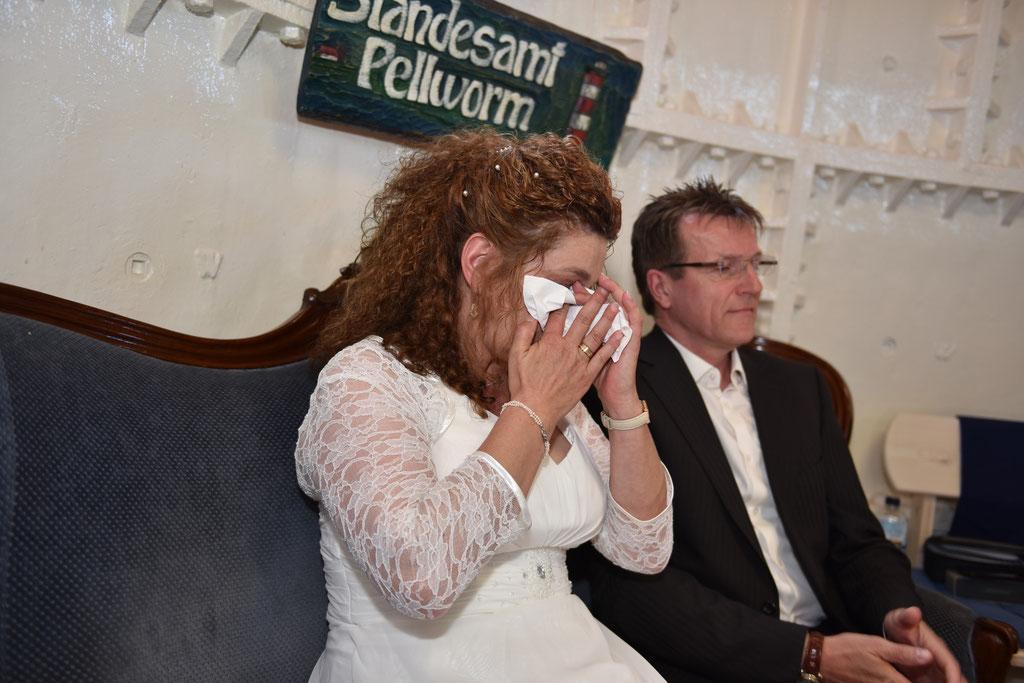 Heiraten auf Pellworm
