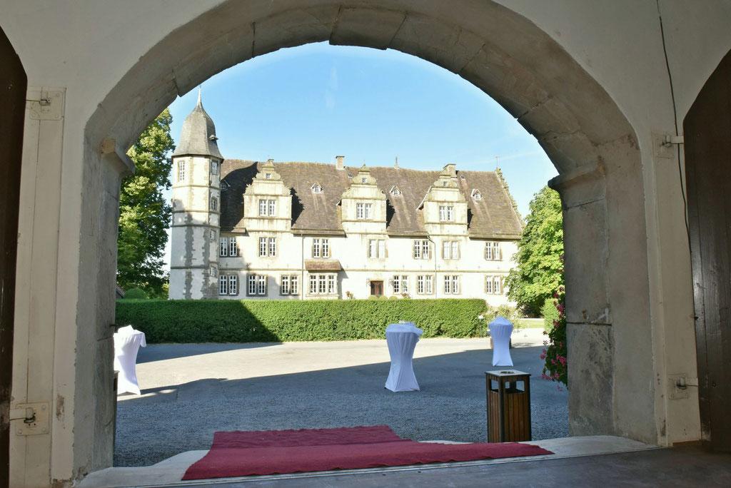 Hochzeit auf Schloss Wendlinghausen