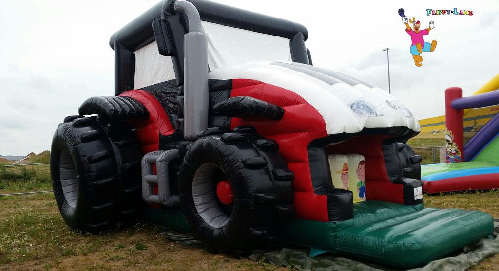 Riesen Traktor