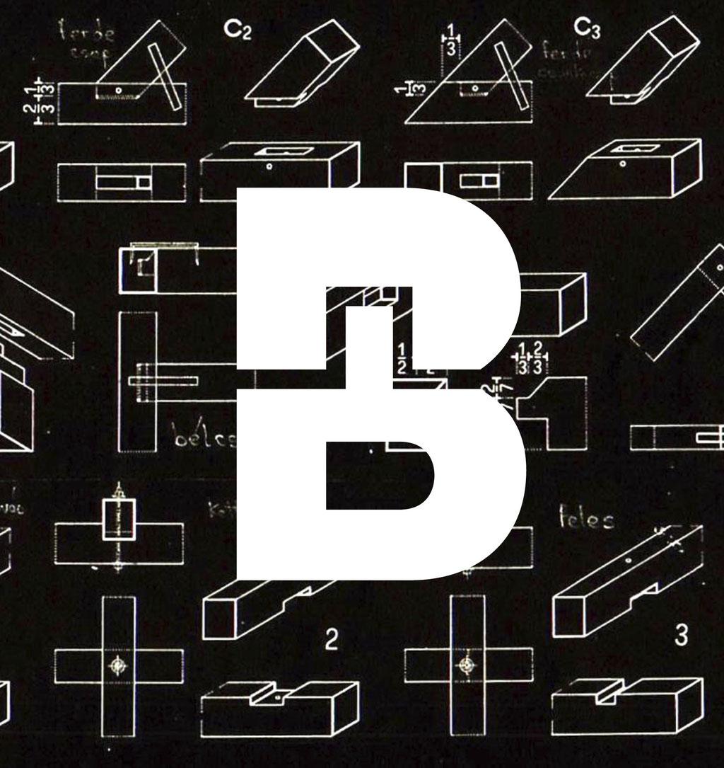 Bolzli Holzbau AG Oberburg: Entwicklung Geschäftsauftritt (Logo/Bildzeichen), Graphic Design by Lockedesign, Region Bern