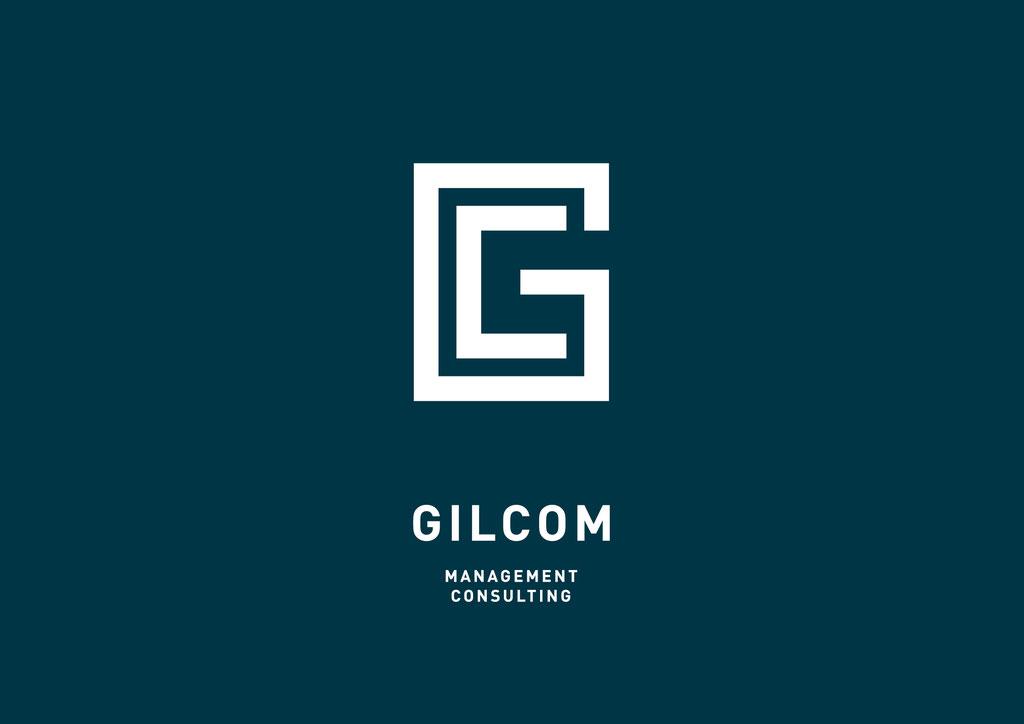 Gilcom GmbH Bern: Entwicklung Corporate Design: Schrift- und Bildzeichen, Visitenkarte, Geschäftsbrief und Kuvert by Lockedesign, Burgdorf im Emmental