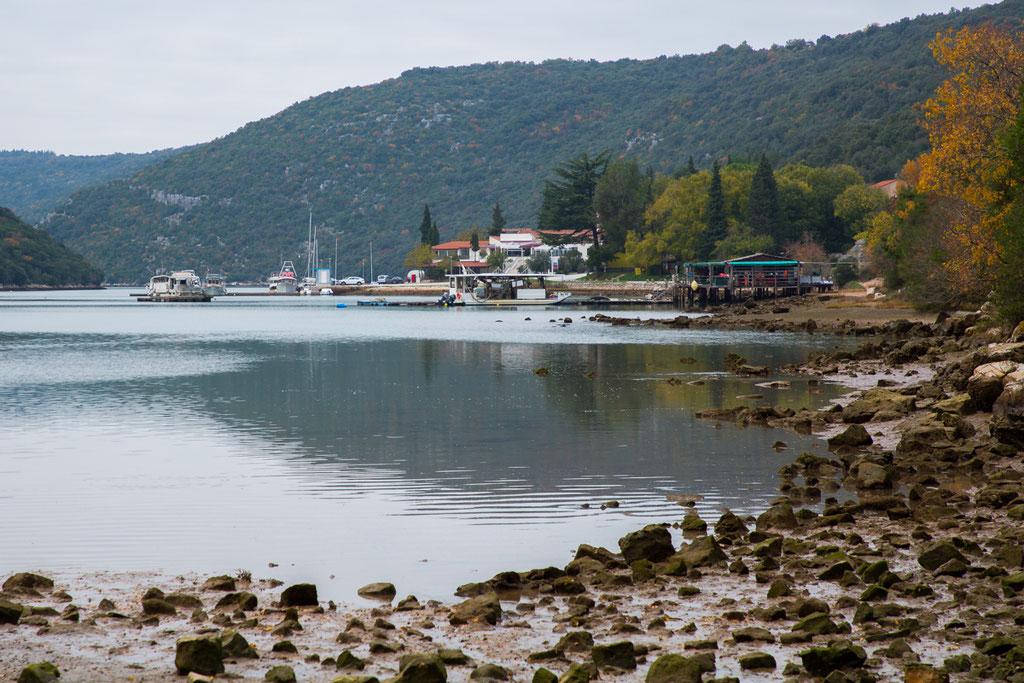 Das Ende vom Limski Fjord