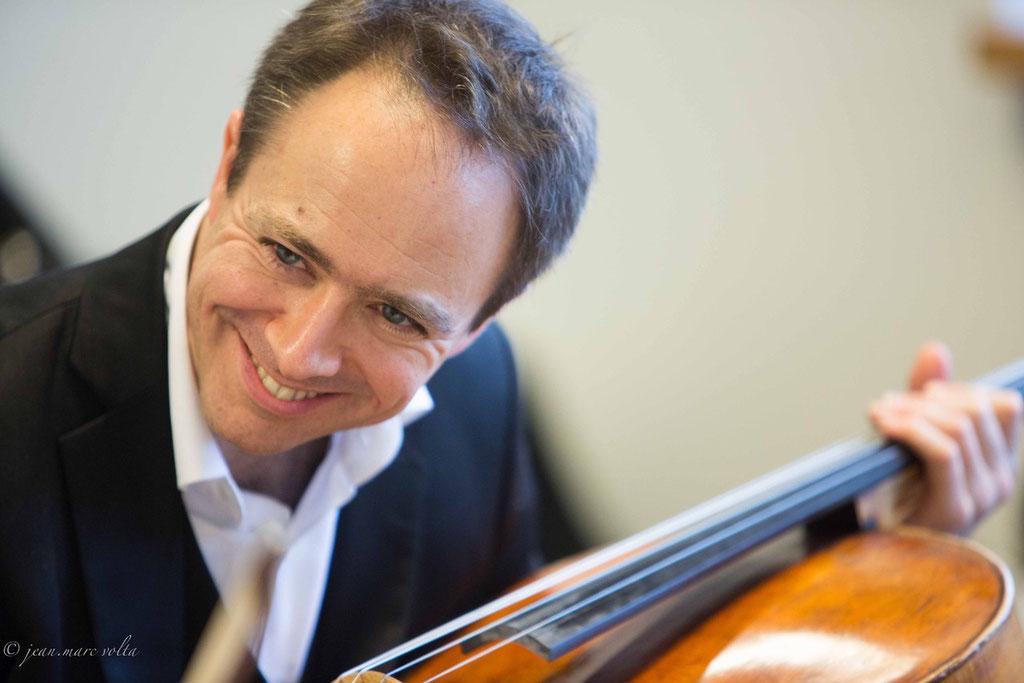 Henri Demarquette violoncelliste
