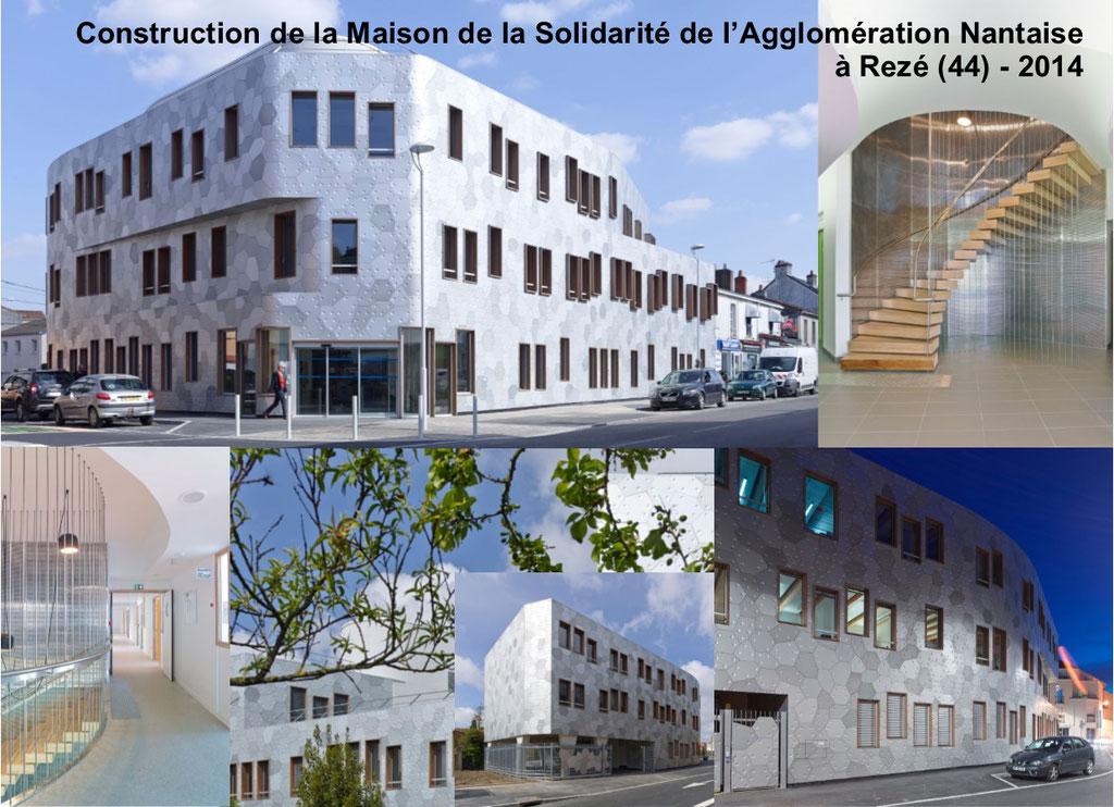 CONSEIL GENERAL DE LOIRE-ATLANTIQUE - TETRARC ARCHITECTES