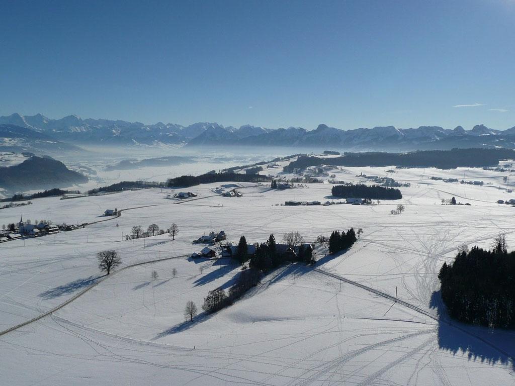 Elite Flights, Ecureuil, Luftaufnahmen, Berner Alpen, Film- und Fotoflüge