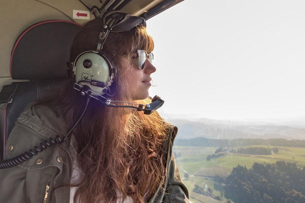 Elite Flights, AS 350 Ecureuil, HB-ZPF, Rundflüge, Helikopterrundflug, Helikopterflug, einfach geniessen