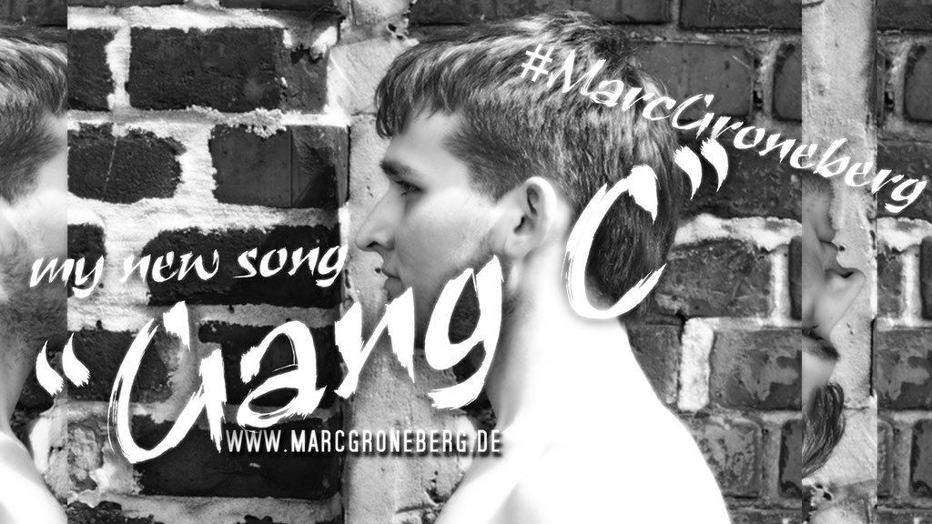 """New Song """"Gang C"""" by Marc Groneberg [Photo © Marc Groneberg]"""