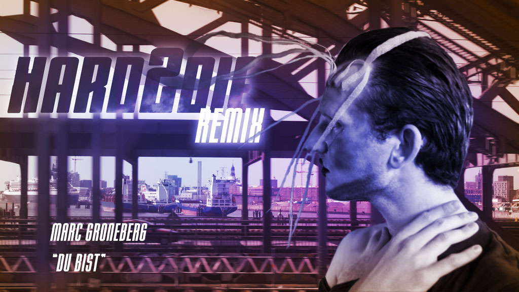 "© Marc Groneberg | new song | neuer Song  ""Du Bist - Remix"" featuring #hard2die | #cover #artwork #remix"