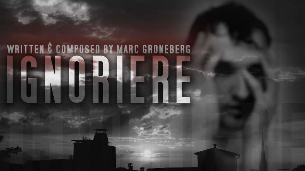 """New Song """"Ignoriere"""" by Marc Groneberg [Photo © Marc Groneberg]"""