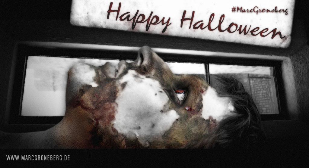 Happy Halloween | social media marc groneberg | Photo © Marc Groneberg