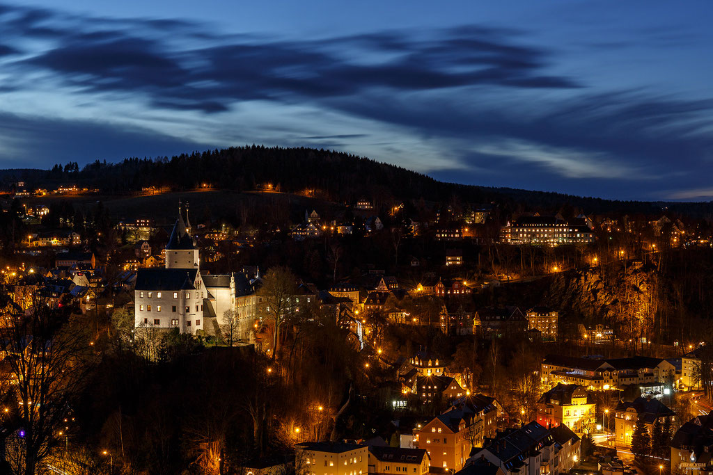 Weihnachtliches Schwarzenberg