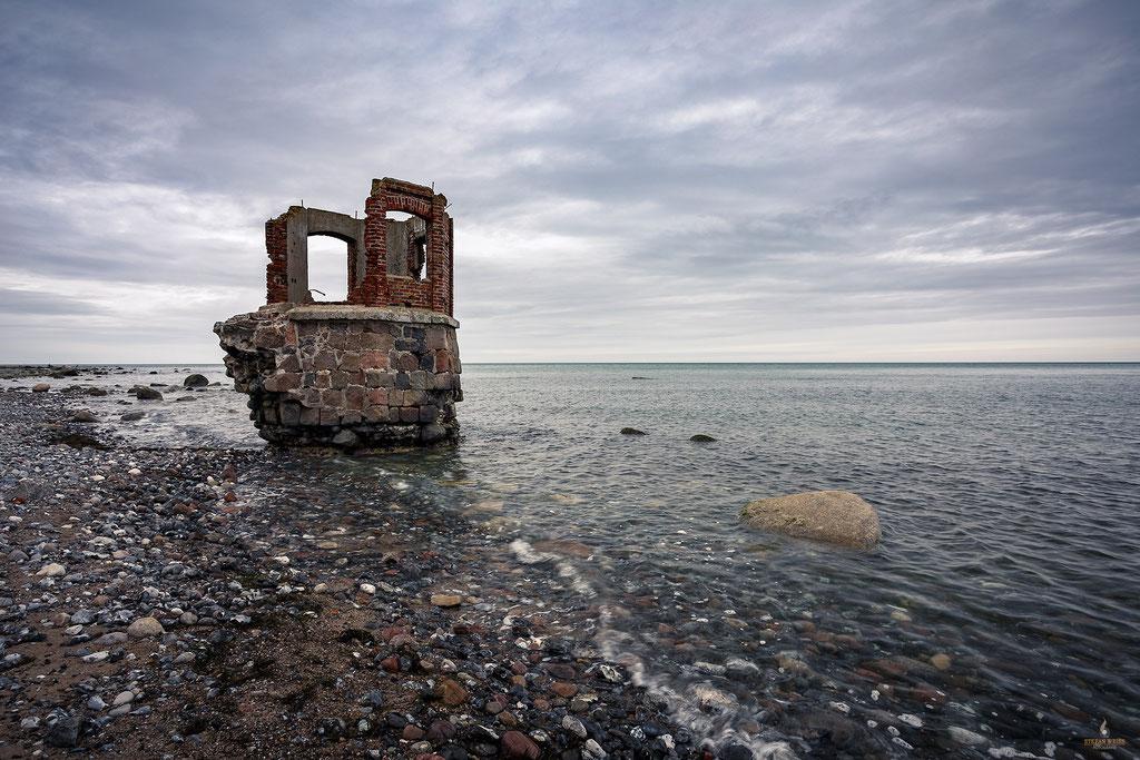 Alter Pegelturm bei Kap Arkona