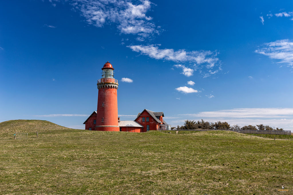 Leuchtturm Bovbjerg Fyr