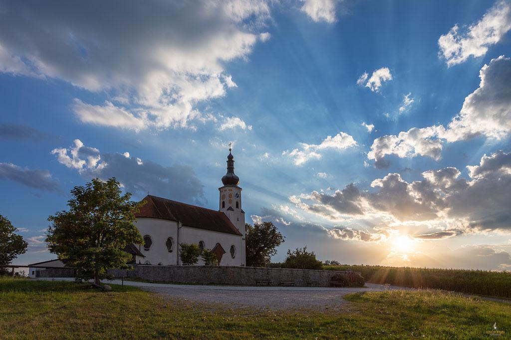Wallfahrtskirche Weißen Regen