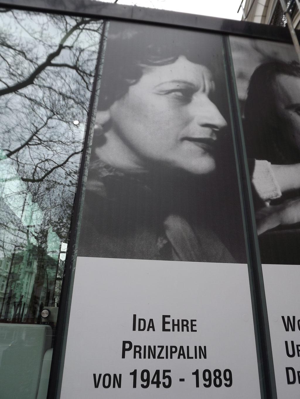Ida Ehre im Grindel