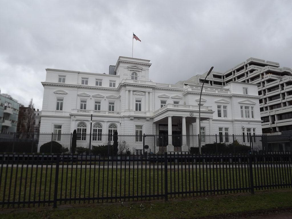 US Konsulat Hamburg und früherer Sitz der Gestapo