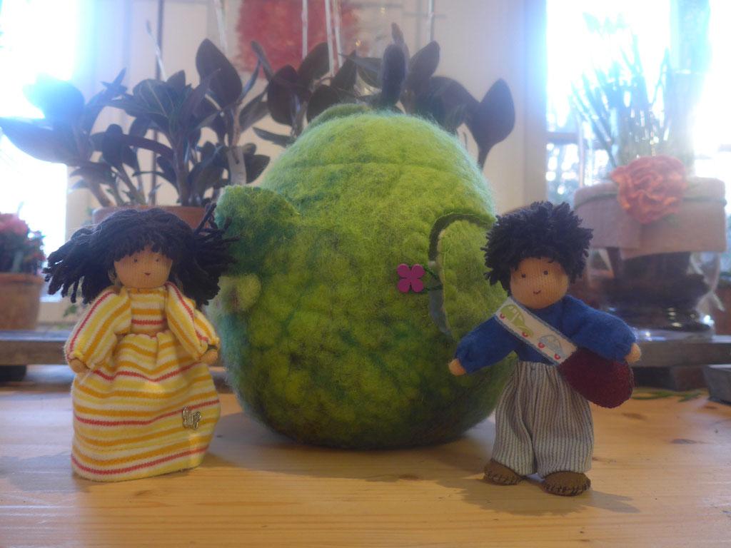 Birrehuus mit Peter und Julia           160Fr.