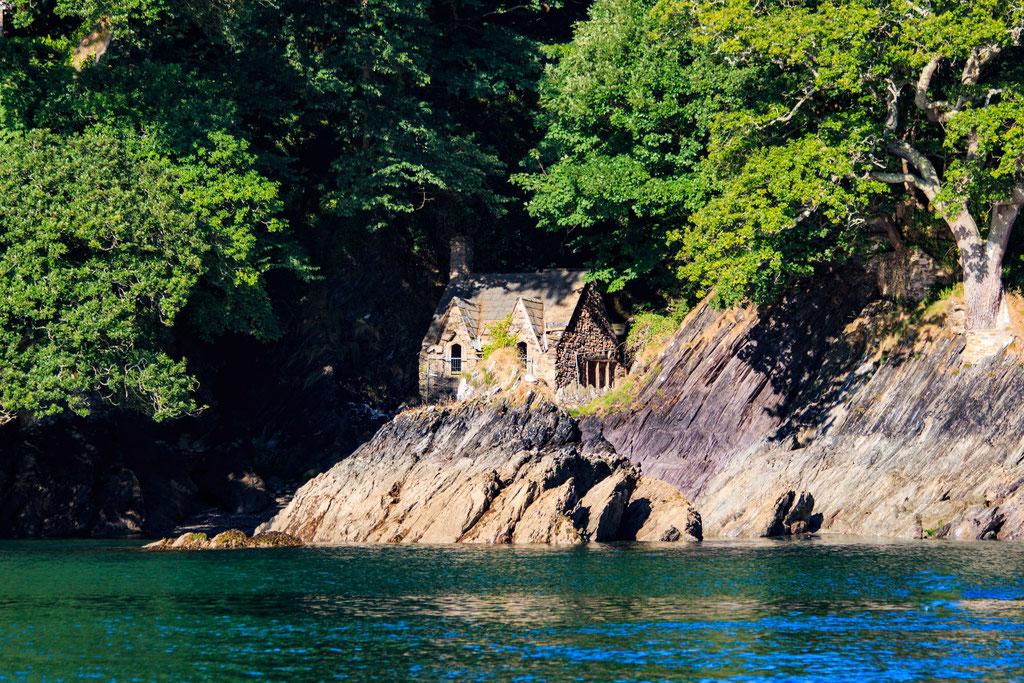 ein verstecktes Haus in Dartmouth/ hidden house in Dartmouth