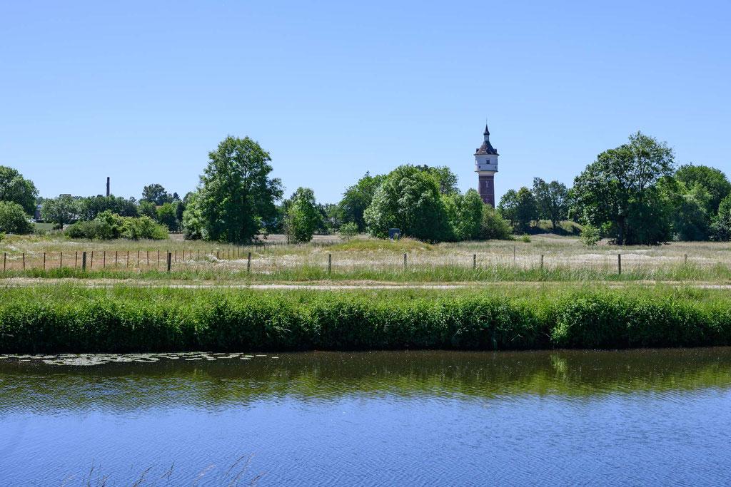 Wasserturm von Warendorf