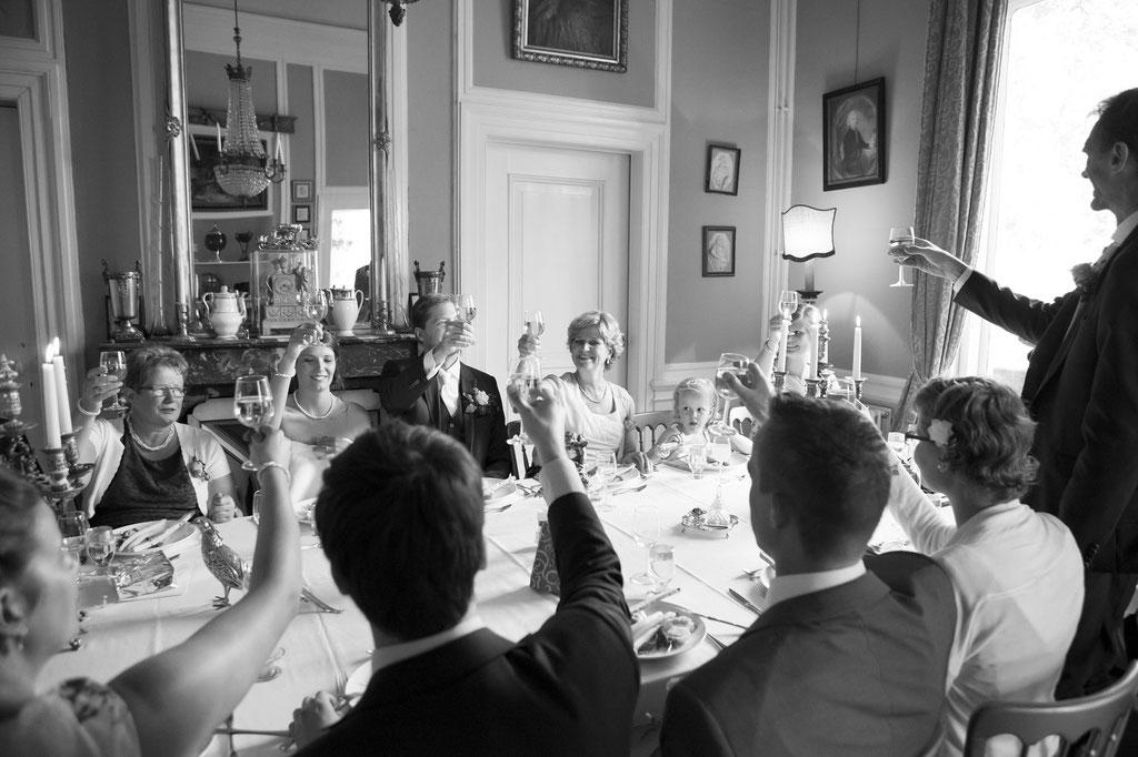 Diner huwelijk