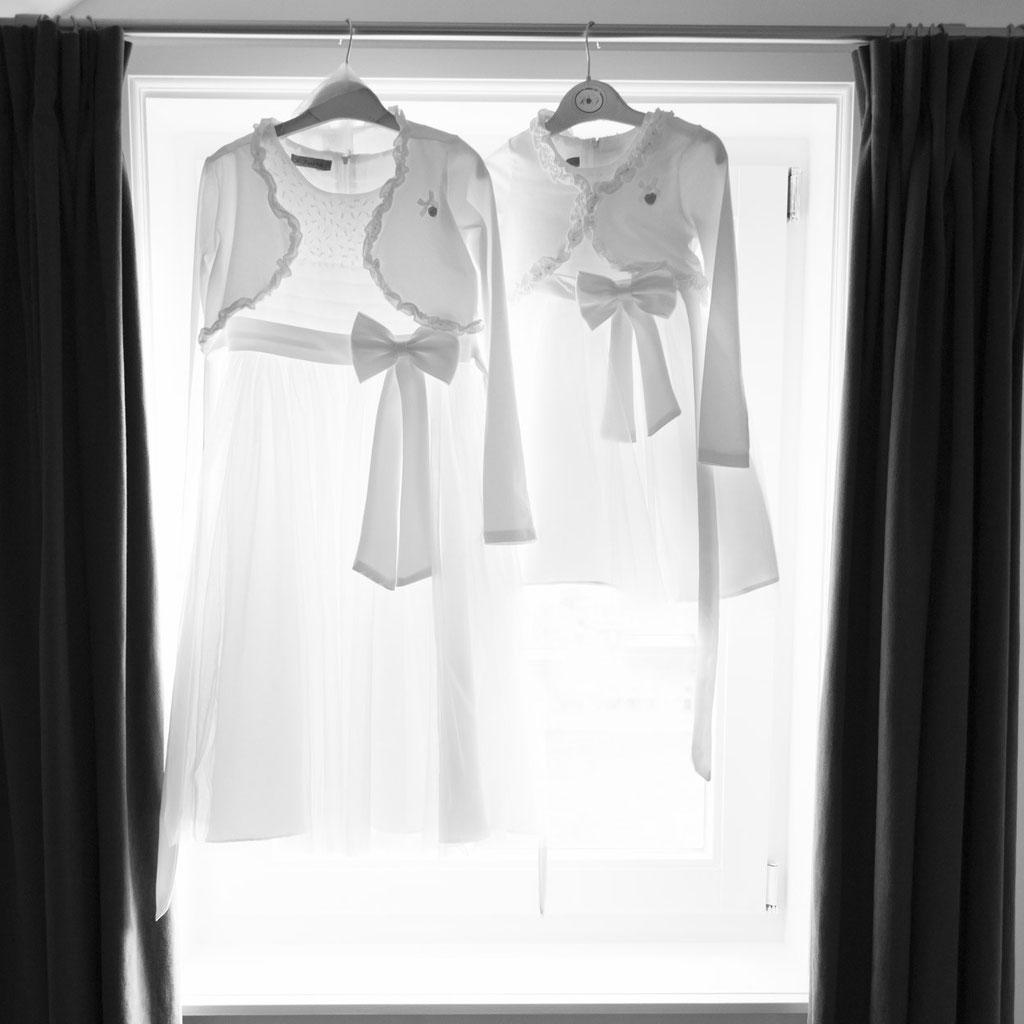 Jurkjes bruidsmeisjes