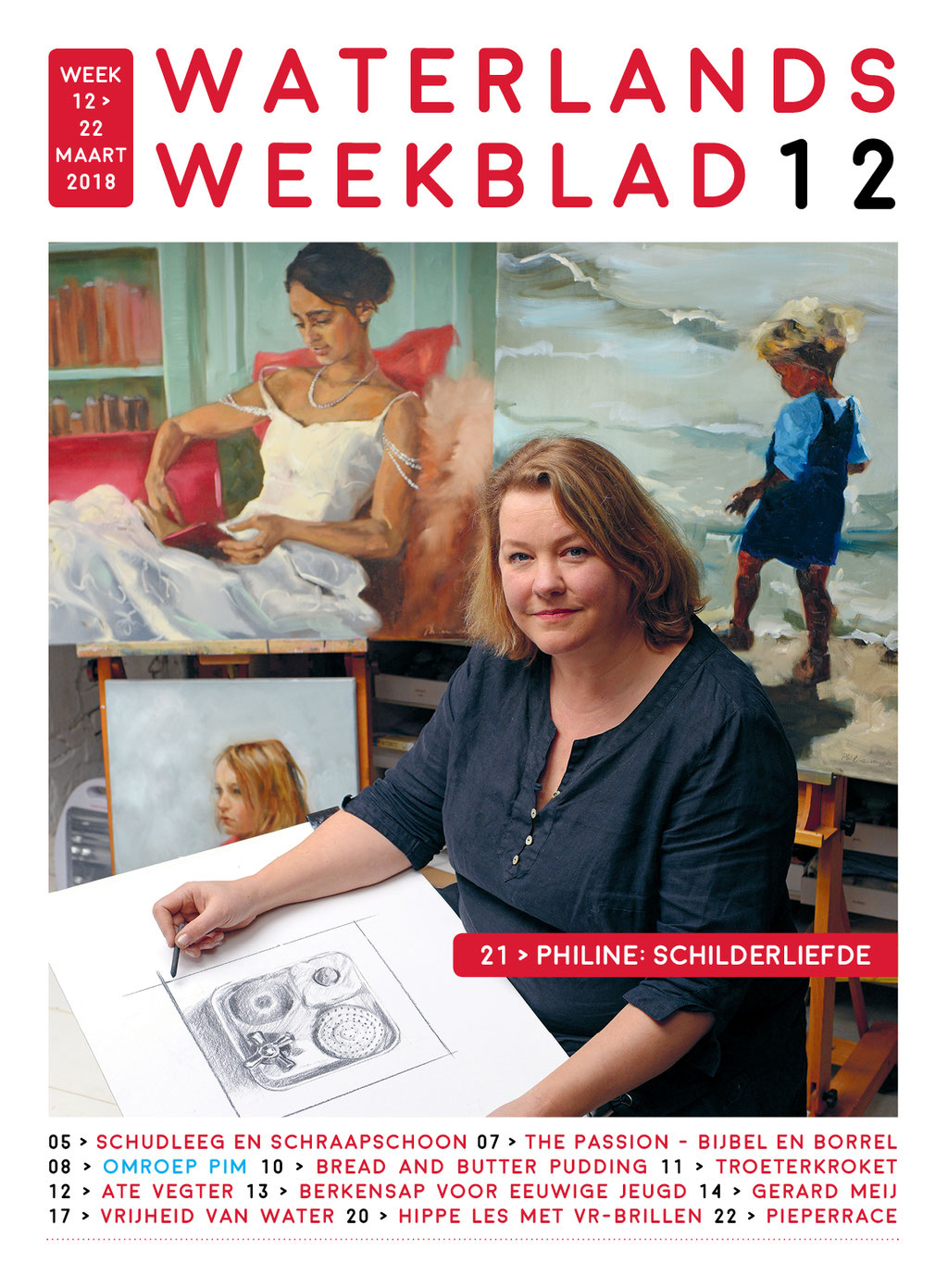 Waterlands Weekblad 18 maart 2018