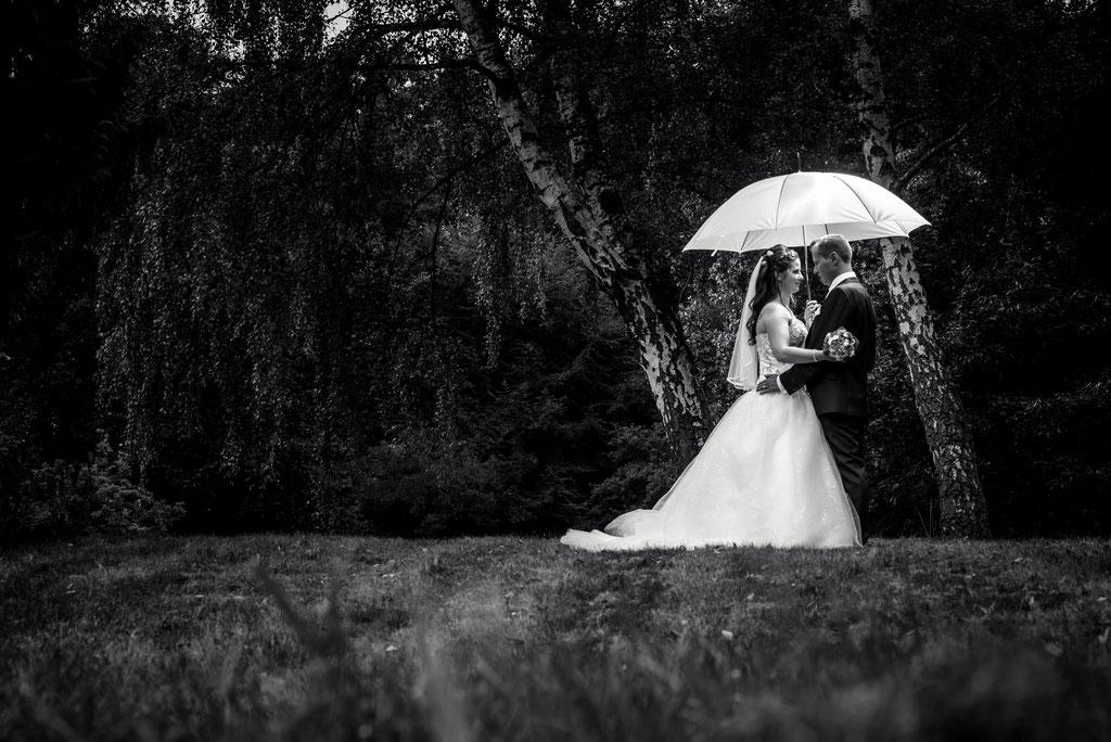 Hochzeit, Hochzeitsfotos im Haus Hünenburg in Achim