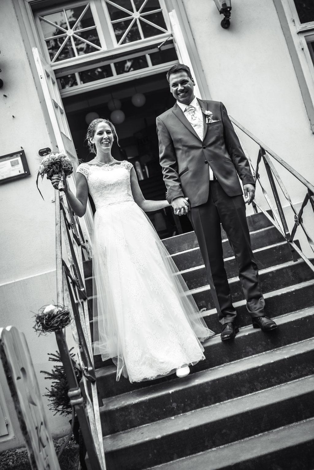 Hochhzeit, Hochzeitsfotos im Amtshaus in Bad Bederkesa